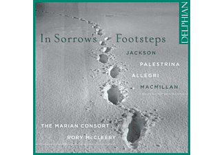 Rory/marian Consort Mccleery - IN SORROW S FOOTSTEPS - (CD)