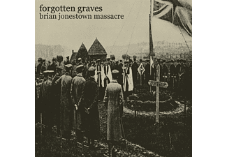 The Brian Jonestown Massacre - Forgotten Graves - (EP (analog))