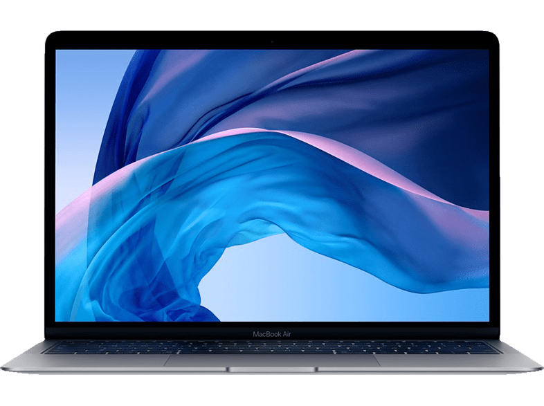 APPLE  MacBook Air MRE92D/A-141303 mit internationaler Tastatur, Notebook mit 13.3 Zoll Display, Core i5 Prozessor, 16 GB RAM, 1.5 TB SSD, Intel® UHD-Grafik 617, Space Grey | 04005922687182