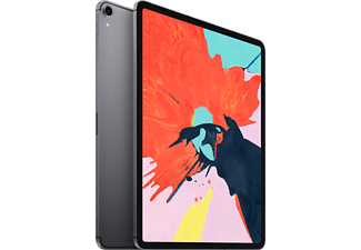 "APPLE iPad Pro (2018) 12.9"" Wi-Fi + Cellular 1 TB Space Grau (MTJP2FD/A)"