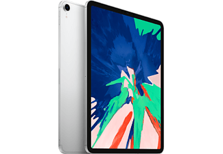 "APPLE iPad Pro (2018) 11"" Wi-Fi + Cellular 1 TB Silber (MU222FD/A)"