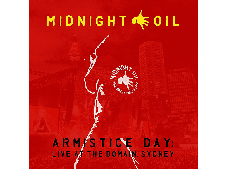 Midnight Oil - Armistice Day: Live At The Domain,Sydney [CD]
