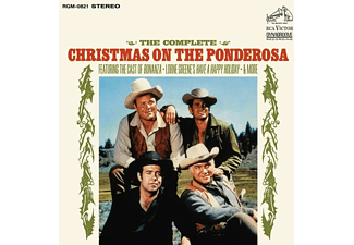 Lorne & The Cast Greene - Complete Christmas On The Ponderosa - (CD)