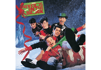 New Kids On The Block - Merry Merry Christmas - (Vinyl)