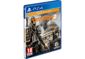 Division 2 (Gold Edition) | PlayStation 4