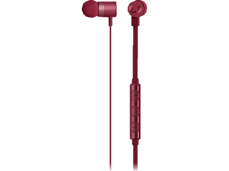 FRESH N REBEL Lace 2, In-ear Kopfhörer  Rot