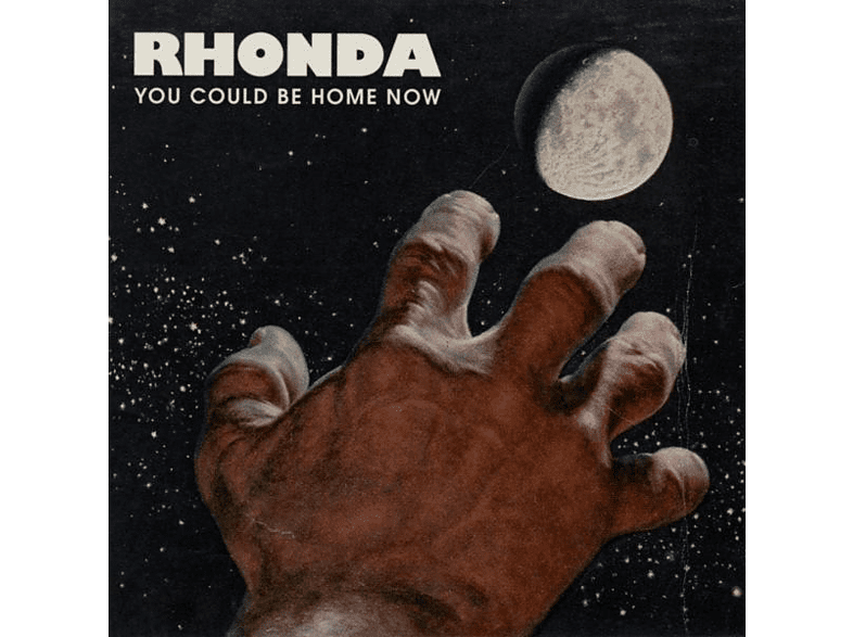 Rhonda - You Could Be Home Now [CD]
