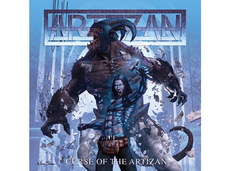 Artizan - Curse Of The Artizan (Black Vinyl) [Vinyl]