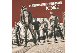 Plastic Surgery Disaster - Desire - (CD)