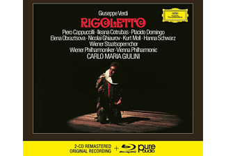 Carlo Maria Giulini - Rigoletto (Ltd.Edt.) - (CD + Blu-ray Audio)