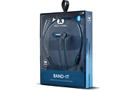 FRESH N REBEL Band-It BT In-Ear Kopfhörer, Indigo, In-ear Bluetooth In-Ear Kopfhörer Bluetooth Blau