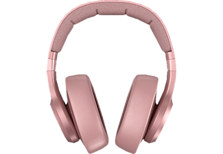 FRESH N REBEL Clam BT, Over-ear Kopfhörer, Headsetfunktion, Bluetooth, Rosa