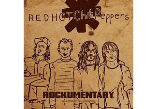 Red Hot Chili Peppers - Rockumentary/Audiobook Unauthorized - (CD)