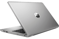HP 250 G6, Notebook, Core™ i5 Prozessor, 8 GB RAM, 1 TB HDD, 128 GB SSD, Intel® HD-Grafik 620, Silber