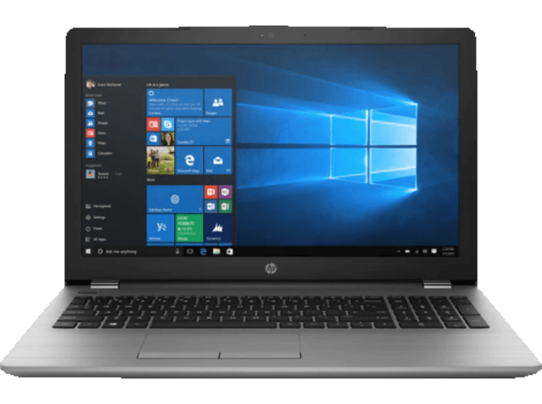 HP  250 G6, Notebook, Core™ i5 Prozessor, 1 TB HDD, 128 GB SSD, Intel® HD-Grafik 620, Silber | 00192545611817