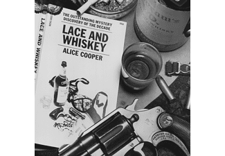 Alice Cooper - Lace And Whiskey - (Vinyl)