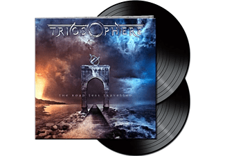 Triosphere - The Road Less Travelled (Gtf.Black 2-Vinyl) - (Vinyl)