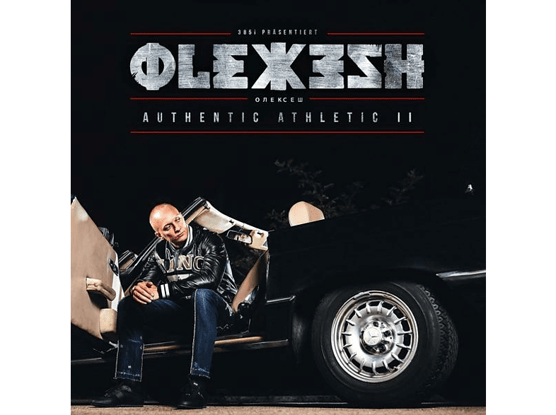 Olexesh - Authentic Athletic 2 (2CD) [CD]