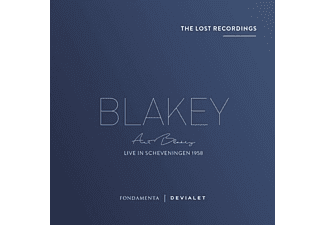 Art Blakey and the Jazz Messengers - Live In Scheveningen 1958 (LP) - (CD)