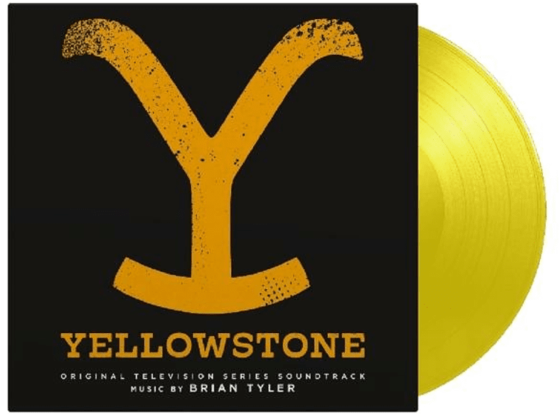 O.S.T. - Yellowstone (ltd gelbes Vinyl) [Vinyl]