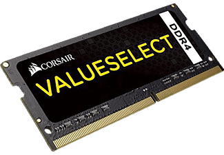 CORSAIR Value Select, Arbeitsspeicher, 4 GB DDR4