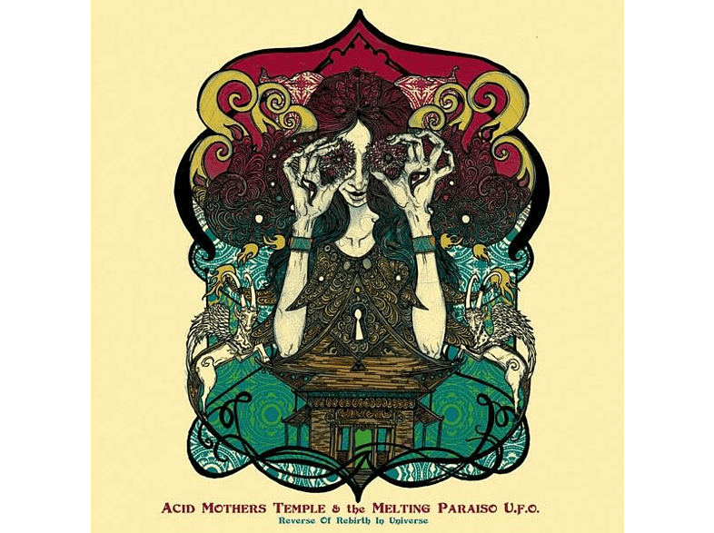 Acid Mothers Temple, The Melting Paraiso U.F.O. - Reverse Of Rebirth In Universe [CD]