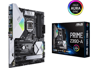 ASUS PRIME Z390-A (90MB0YT0-M0EAY0) Mainboard, Schwarz
