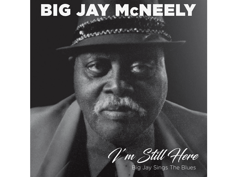 Big Jay Mcneely - I'm Still Here-Big Jay Sings The Blues [CD]