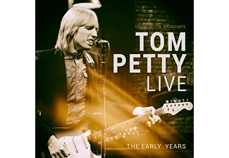 Tom Petty - Live/Early Years - (Vinyl)