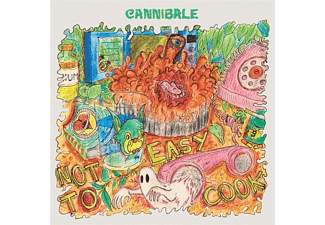 Cannibale - Not Easy To Cook - (CD)