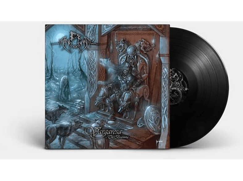 Manegarm - Vargaresa-The Beginning (Ltd.LP/Gatefold) [Vinyl]