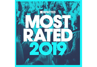 VARIOUS - Defected Presents Most Rated 2019 - (CD)