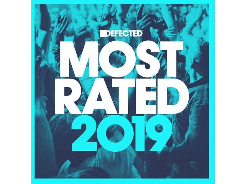VARIOUS - Defected Presents Most Rated 2019 [CD]