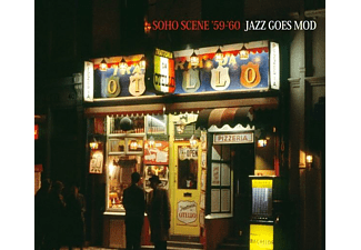 VARIOUS - Soho Scene 59-60 (Jazz Goes Mod) - (CD)