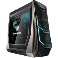 ACER Predator Orion 9000 (PO9-900), Gaming PC mit Core™ i9 Prozessor, 16 GB RAM, 512 GB SSD, 1 TB HDD, GeForce® RTX™ 2080, 8 GB
