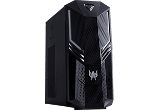 ACER Predator Orion 3000 (PO3-600), Gaming PC mit Core™ i5 Prozessor, 16 GB RAM, 256 GB SSD, 1 TB HDD, GeForce® RTX 2070, 8 GB