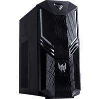 ACER Predator Orion 3000 (PO3-600), Gaming PC mit Core™ i5 Prozessor, 16 GB RAM, 256 GB SSD, 1 TB HDD, GeForce® RTX™ 2070, 8 GB