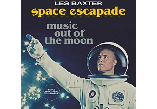 Les Baxter - SPACE ESCAPADE/MUSIC OUT OF THE MOON - (Vinyl)