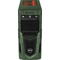 HYRICAN MILITARY GAMING 6137, Gaming PC mit Core™ i7 Prozessor, 16 GB RAM, 240 GB SSD, 1 TB HDD, GeForce® GTX 1070 Ti, 8 GB