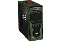 HYRICAN MILITARY GAMING 6291, Gaming PC mit Core™ i7 Prozessor, 16 GB RAM, 1 TB HDD, Geforce® RTX 2060, 6 GB