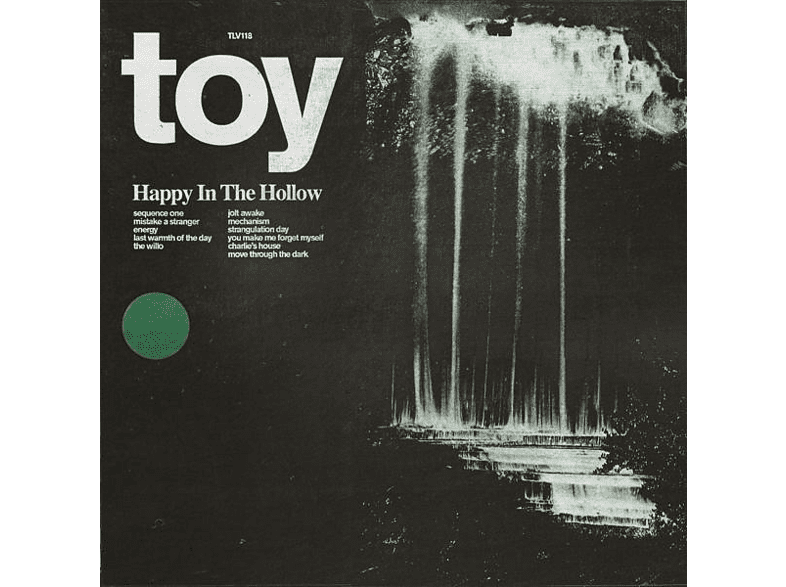 T.O.Y. - Happy In The Hollow [CD]