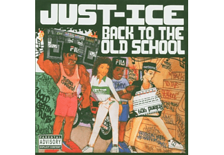 Just Ice - Back To The Old School - (CD)