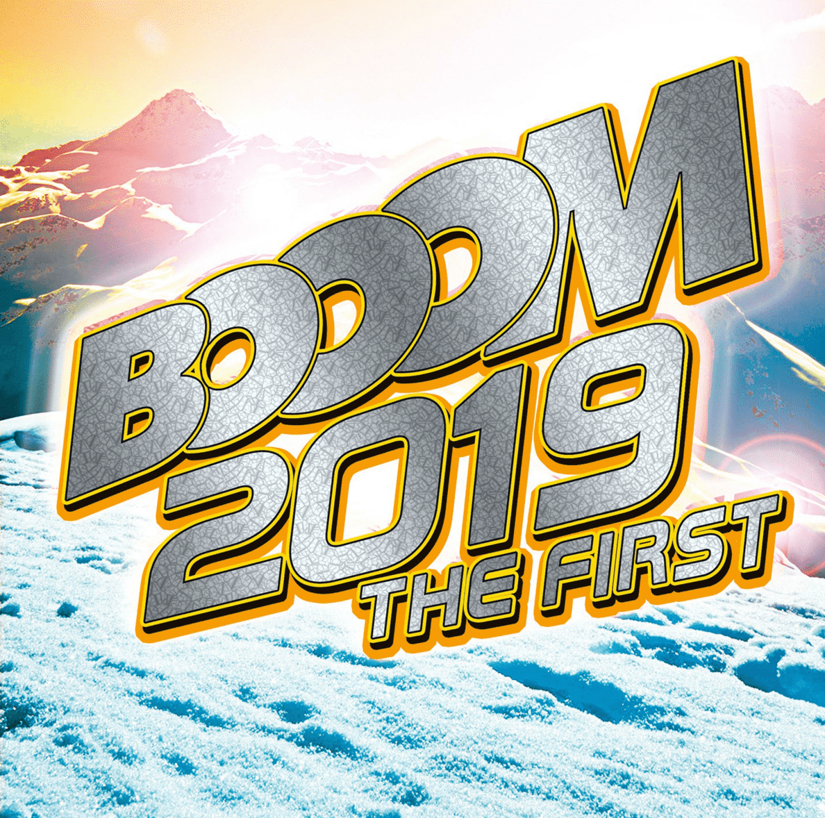 Booom 2019 The First Various auf CD