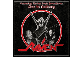Raven - Screaming Murder Death From Above: Live in Aalborg - (LP + Bonus-CD)