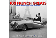 VARIOUS - 100 French Greats [CD]