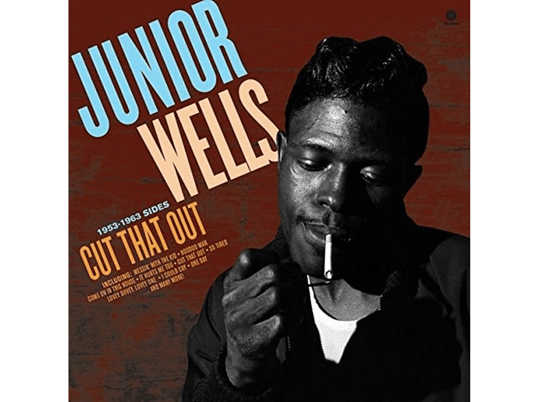 Junior Wells - Cut That Out [Vinyl]