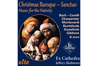 Skidmore/Ex Cathedra Chamber Choir/Baroque Orch. - Baroque Christmas Sanctus [CD]