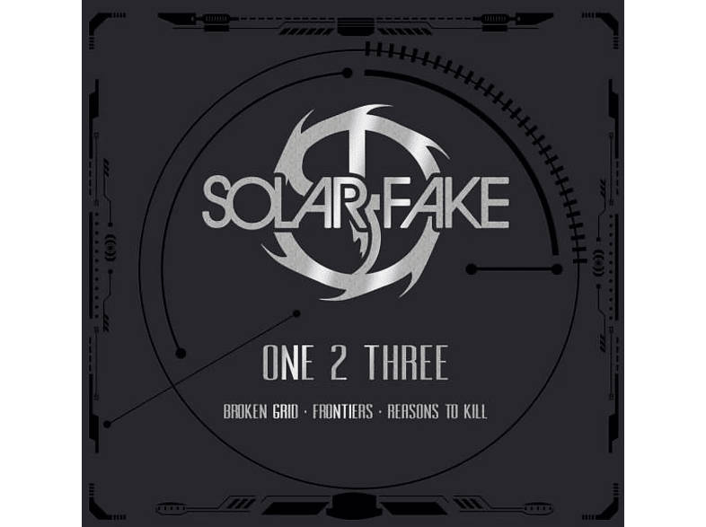 Solar Fake - One 2 Three [CD]