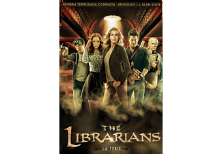 The Librarians - Temporada 1 (Episodios 1-10) - DVD
