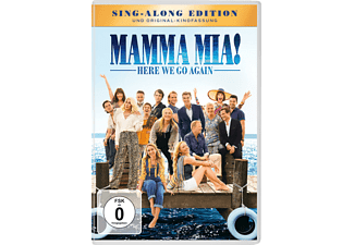 Mamma Mia: Here We Go Again! Komödie DVD